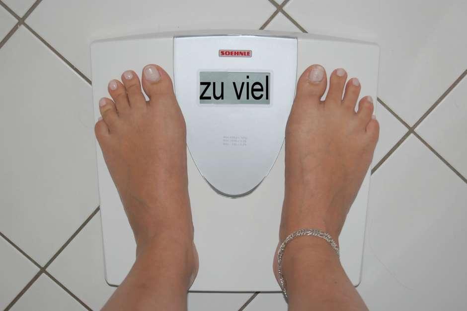 Gewichtsabnahme © by-sassi / PIXELIO