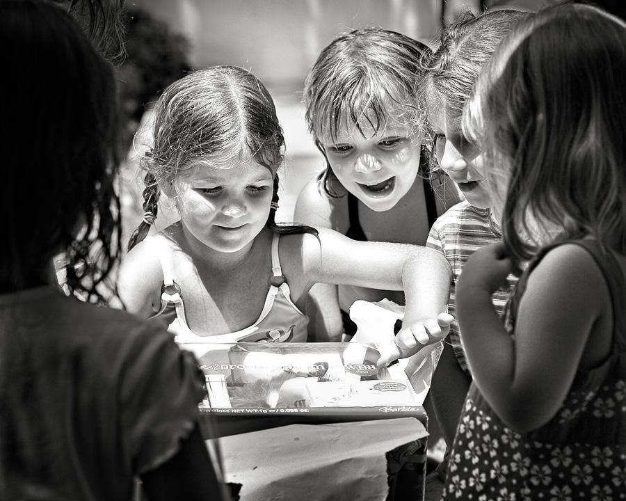Kindergeburtstag Bildrechte: Flickr The birthday present thejbird CC BY 2.0Bestimmte Rechte vorbehalten
