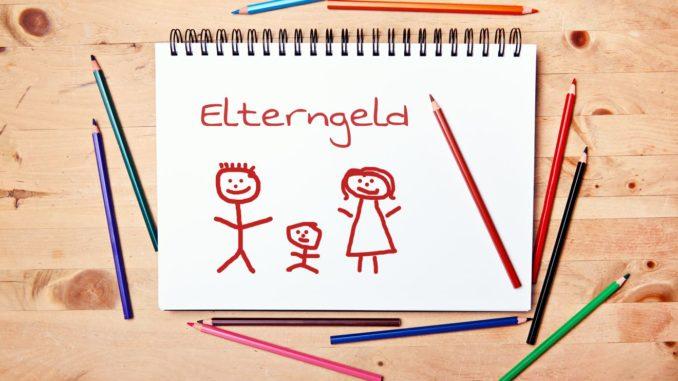 Elterngeld Foto: Doreen Salcher/Shutterstock.com