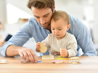 Lernspiele für Kleinkinder