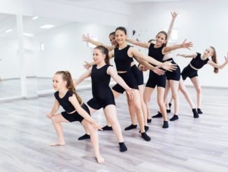 Kids-Dance-Programm