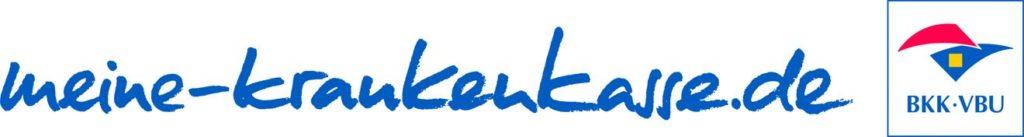 BKK VBU Logo u Claim gerade pos 4c002