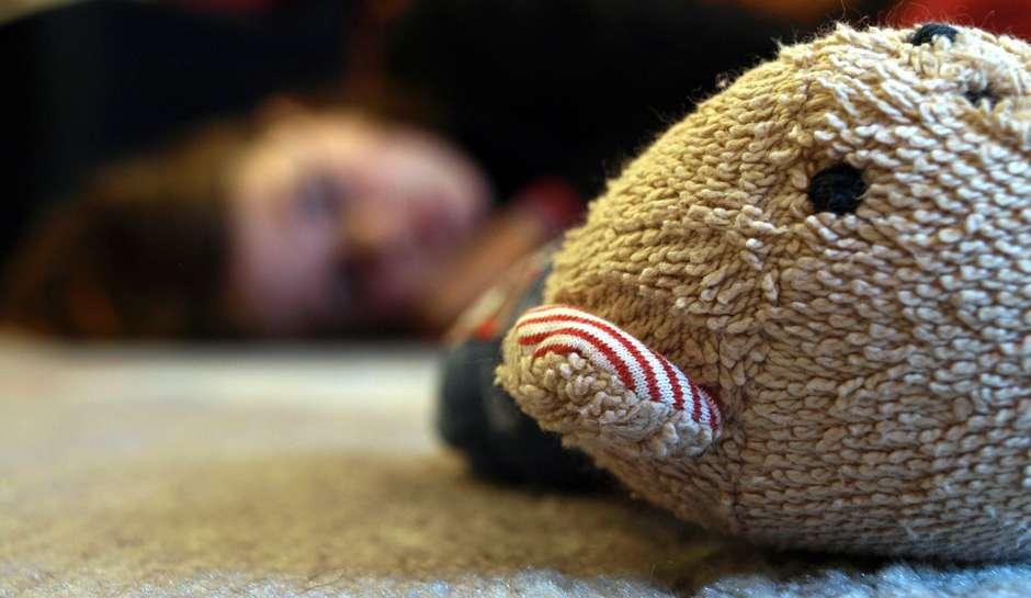 Einschlafen bei Kleinkindern © CFalk / PIXELIO