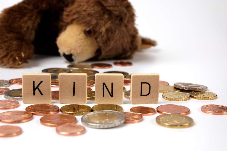 Kindergeld © Petra Bork / PIXELIO